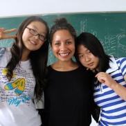 Lauren, Allison & Me