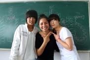 Kayla, Gianna & Me