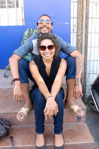 Jeramee & me