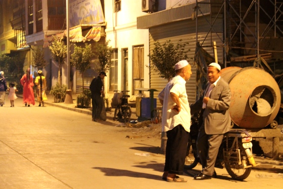 "Alleys of New ""Old"" Town in Kashgar"