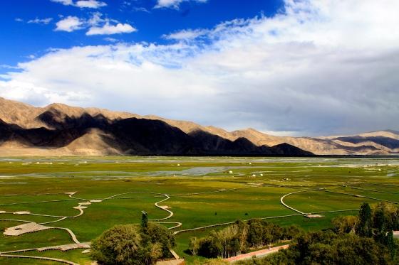 Tashkurgan Tajikzu grasslands