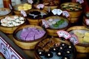 Cutest treats & baozi ever, Suzhou