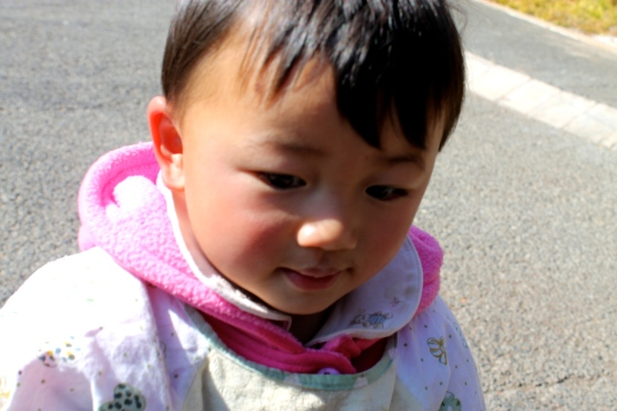 China's cutest baby