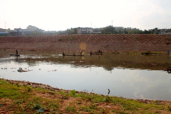 River, Xishuangbanna